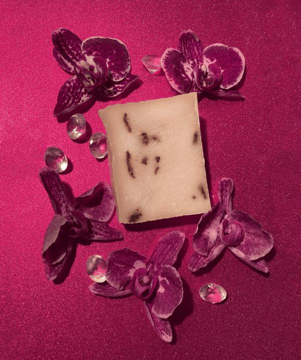 Eper - Rózsa szappan